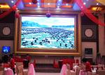 Meeting Room Indoor Full Color LED Screen 3mm Pixel Pitch High Refresh Rate