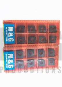 China Customized Logo Carbide Inserts Rose Plastic Case Packing For CNC Machine on sale