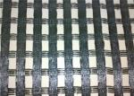 Geogrid Reinforcing Fabric HIgh Strength Polyester Warp Knitted Geogrid