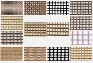 China antistatic open mesh PTFE belt / black Teflon glassfiber open mesh conveyor belt on sale