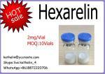 GH-Releasing Peptide Powder Hexarelin 2mg/Vial , Bodybuilding Polypeptides 140703-51-1