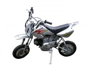 China 70cc 90cc 110cc 125cc On Off Road Dirt Bike Front Disc Rear Drum Brake Ash Colour Body on sale