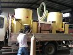 Rock vein gold and placer gold knleson gold centrifugal concentrator machine