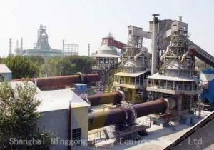 China Active Lime Production Line/Active Lime Assembly Line/Rotary Active Lime Kiln on sale