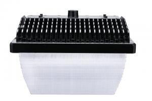 China Aluminum 35W Led Parking Garage Lighting 3000LM 6000K Retrofit Dimmable on sale