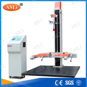 China Digital Double Swings Drop Impact Machine / Falling Impact Tester CE  ISO  SGS on sale