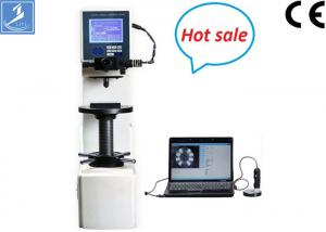 China Omron Encoder Digital Hardness Testing Machine Multi Functional Brinell Hardness Tester on sale