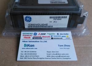 China IC693MDL634 GE 90-30 series on sale