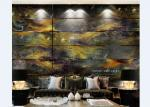 A arte decorativa moderna original da parede de vidro almofada a sala de visitas do inimigo/decoração home