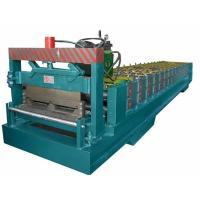 Joint-Hidden Roofing Sheet Roll Forming Machine