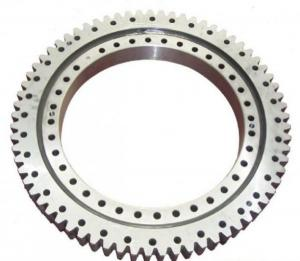 China Factory custom Heavy Industrial equipments inner gear, Light Type Slewing Bearings, 50Mn, 42CrMo on sale