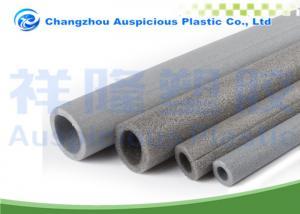 China Pre Slit Foam Pipe Insulation 1/2 X 1/2 Self Adhesive Foam Tube Insulation on sale