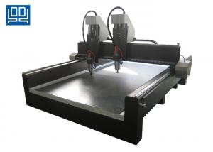 China DSP Control System Stone Cnc Router Marble Engraving 5.5Kw Liquid Cooled Spindle on sale