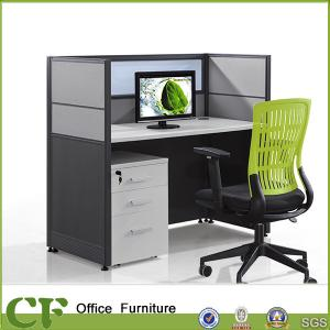 China Fashion office work partition/aluminum partition office workstation on sale