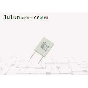 China Ceramic Potting Ceramic Wirewound Resistor With Through Hole Package Type on sale