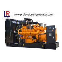 China 720kw 900kVA Diesel Natural Gas Electricity Generator 60Hz with 30% Diesel 70% Gas on sale