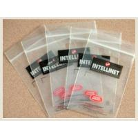 printing pe zip lock bag for gift packaging