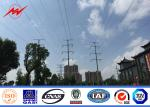 China Grade One Polygonal Bitumen Electrical Transmission Steel Transmission Poles wholesale