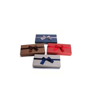 Quality Kraft Paper Personalised Cardboard Gift Boxes / Shipping Boxes For Packing for sale
