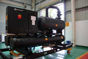 China Bomba de calor à terra de poupança de energia 380V da fonte de R134a 50Hz on sale