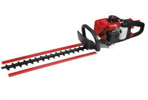 China 26cc Single Blades Gas Powered Hedge Trimmer For Garden Tools , 600mm Blade length on sale