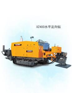 China MACHINE  HORIZONTAL DIRECTIONAL DRILLING XZ400 on sale