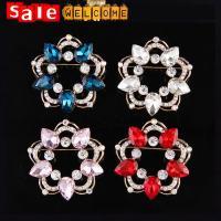 Flower Masonic Lapel Pin,Heart Crystal Brooch,Crystal Bow Lapel Pin ,Brooch Collar Pins