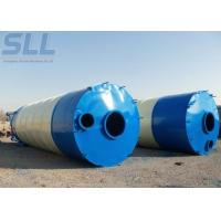 China cement bags Capacity 100 ton cement silo Certification ISO9001,CE on sale
