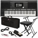 China Yamaha PSR-S970 Arranger Workstation Keyboard STAGE ESSENTIALS BUNDLE wholesale