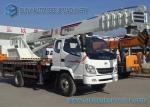 O elevado desempenho 5000KG FEITAO/guindaste de SHIMEI montou o caminhão 4X2