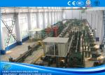 Hydrostatic Pipe Testing Tube Mill Auxiliary Equipment 12m Pipe Length