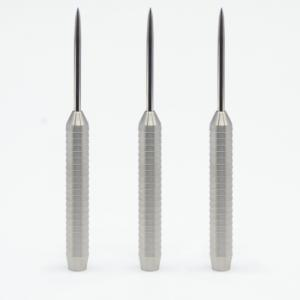 Quality 28.0g Professional Steel Tip Tungsten Dart Barrels Customized for sale