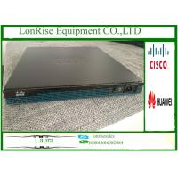 China CISCO2901-SEC/K9 Cisco Router Modules 2 Port GE 4 EHWIC WIC-1AM-V2 + Rack Mount on sale