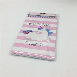 China Customized Printing Logo A4 A5 Memo Pad Writing Notepad Stationery on sale