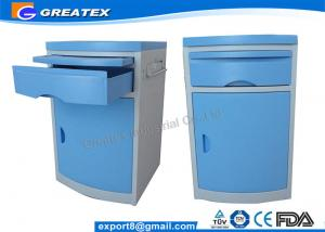 China ABS Storage Cabinet Medical Patient Bedside Lockers Cabinet For Hospital (GT-TA035-2) on sale