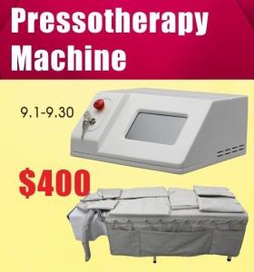 China Air Pressure Pressotherapy Lymphatic Drainage Fat Reduction Body Slimming Machine on sale