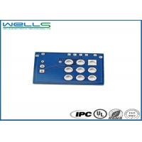 China Bule FR4 EMS PCB Assembly With PCB Design PCB Layout Services on sale
