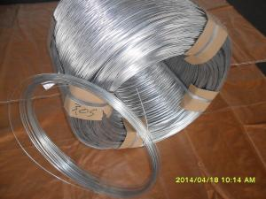 China 18# hot dip galvanized steel wire on sale