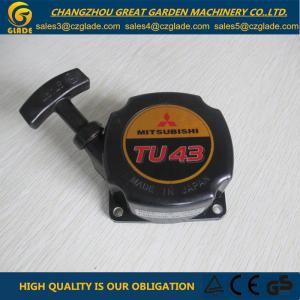 China Original TU43 Grass Trimmer Starter Assembly Brush Cutter Parts Gardening Tools on sale