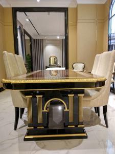 316da227f934 Alibaba wholesale antique Italy travertine marble rectange dining table  TN-031