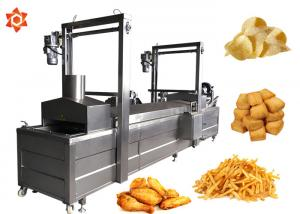 China Electric Broasted Chicken French Fries Machine Automatic Temperature Control on sale