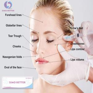 China Adult Hyaluronic Acid Fillers Cannula Long Lasting Injectable Lip Fillers on sale