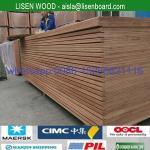 Waterproof keruing 28mm container flooring plywood, marine grade plywood for container flooring