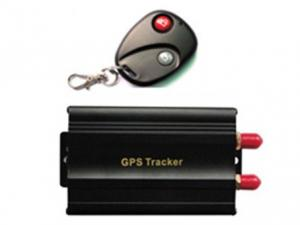 China 850/900/1800/1900Mhz Auto GPS GSM Vehicle Tracker Device with Small Cubage,Quiver Alarm on sale