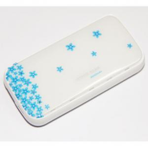 China 5,000mAh Mini Portable Power Bank for iPad/iPhone/iPod/Smartphones/Digital Cameras, MP3/MP4 Players on sale