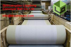 Automatic corrugating plant hot plate corrugator belt for