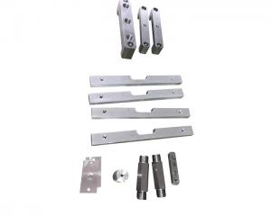 China Anodized Aluminum 7075 CNC Milling Parts Mold Accessories Micro Machining on sale