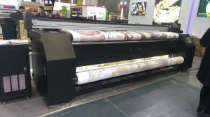 Pop Up Digital Textile Printing Machine Fabric Printer