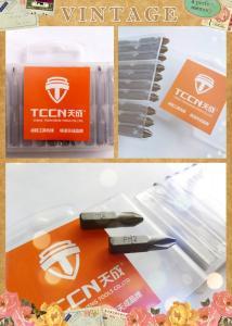 China crv screwdriver bits on sale