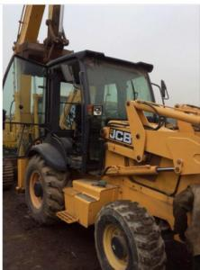 China Used Backhoe Loader Jcb 3cx Wheel Loader for Sale Good Price on sale